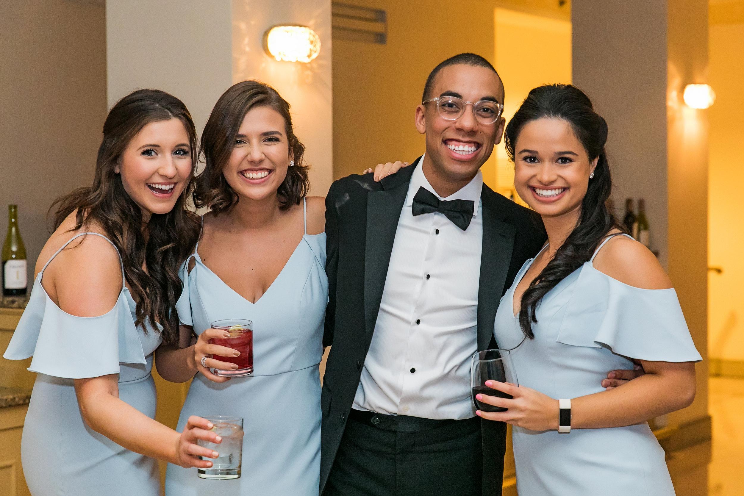 Biltmore Ballrooms Atlanta Wedding Planner Slauer Events Blue Bridesmaid 15.jpg