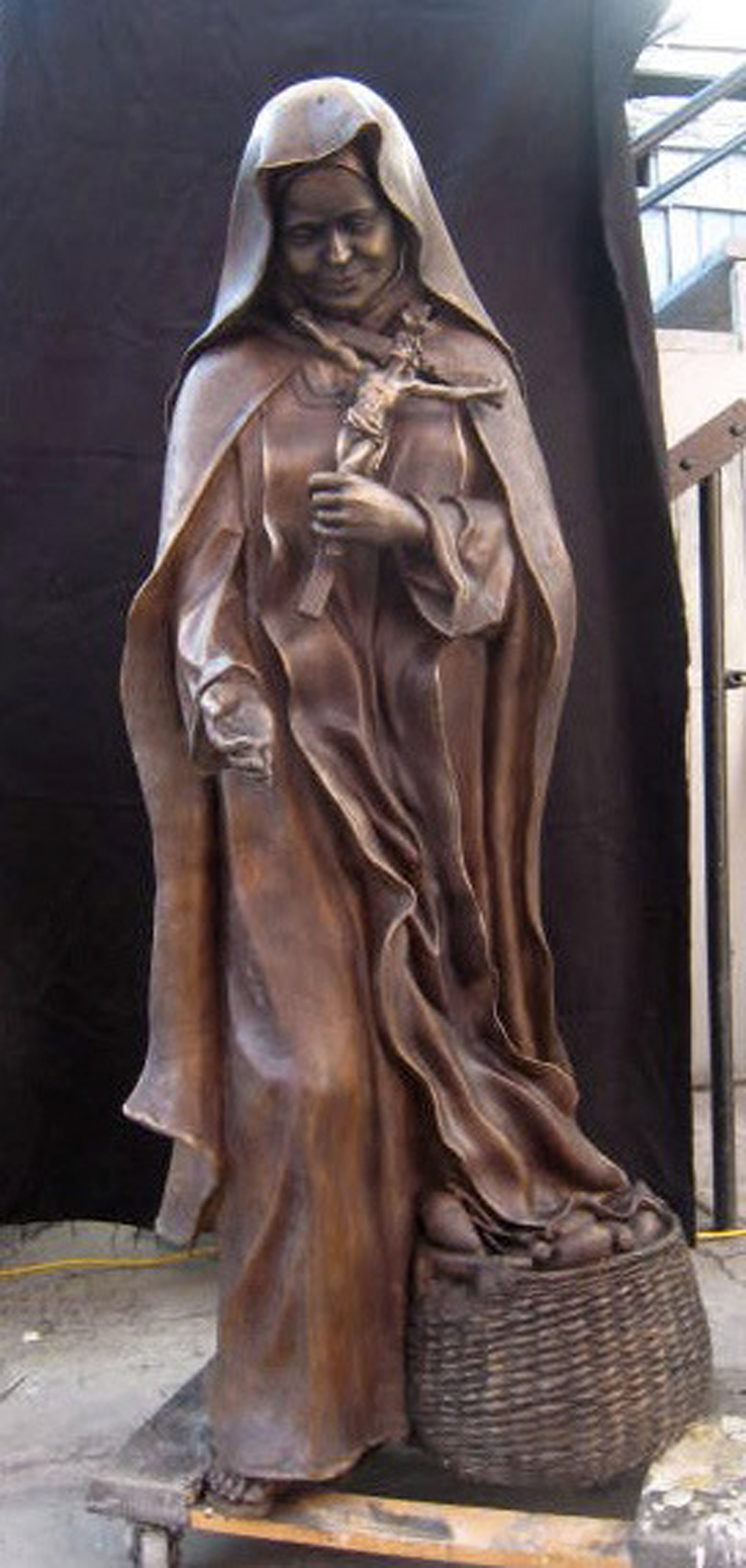 Slatoff_St.ThereseofLisieux_Bronze_IMG_1391.jpg