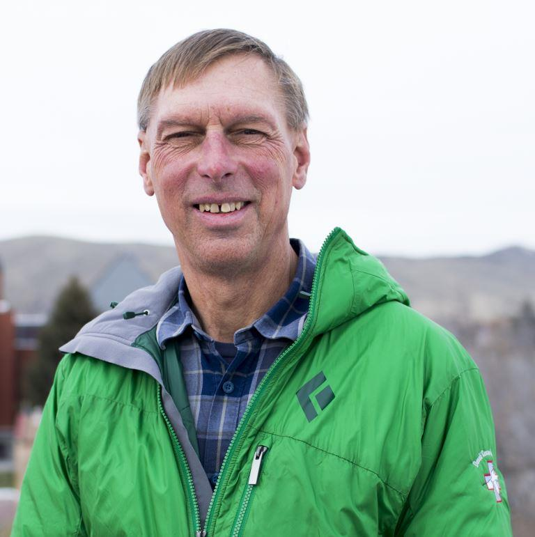 Steve Mock - President and Board Member, 2018Volunteer: 2014, 2016, 2017 and 2018.Background/Work: Professor of Chemistry and Climbing Instructor at The University of Montana Western, in Dillon, MT. Director and Instructor at the Khumbu Climbing Center, in Phortse, Nepal, a project of the Alex Lowe Charitable Foundation.Mountain Experience: Raised in the flatlands of northern Indiana, Steve and his wife, Jan, moved to Montana in 1978 and he began climbing in 1981 in the Tetons and has been an active rock, ice, alpine, big wall, and expedition climber ever since, having climbed in North and South America, Europe, and Asia. He summited Denali on his first trip in 1990 and has returned to the Alaska and St. Elias Ranges of Alaska and Canada multiple times since then. In June 2018 on a 14k patrol, the team reached the summit of Denali, 28 years after his earlier ascent.