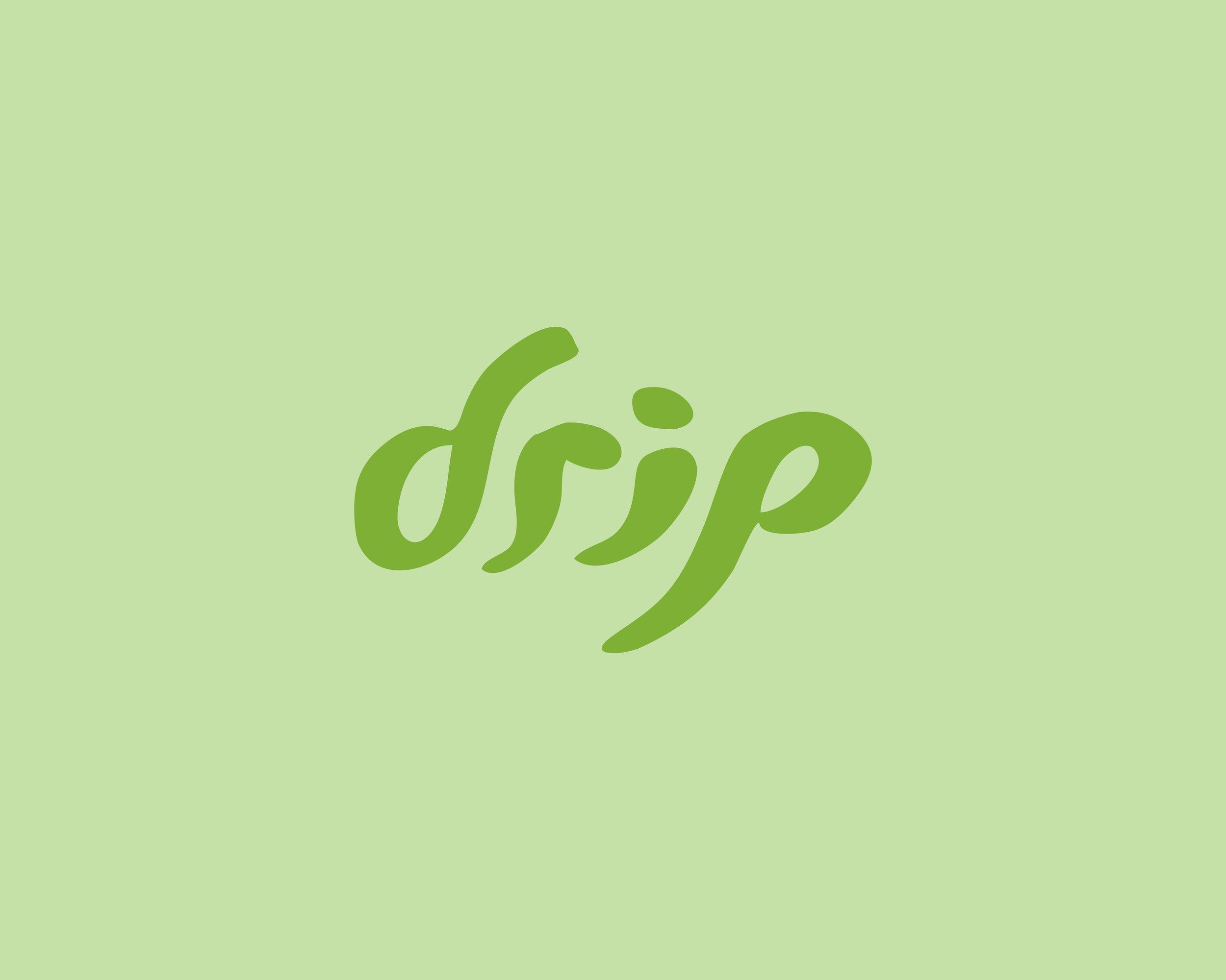Client:  Drip Sweets  Portland, Oregon