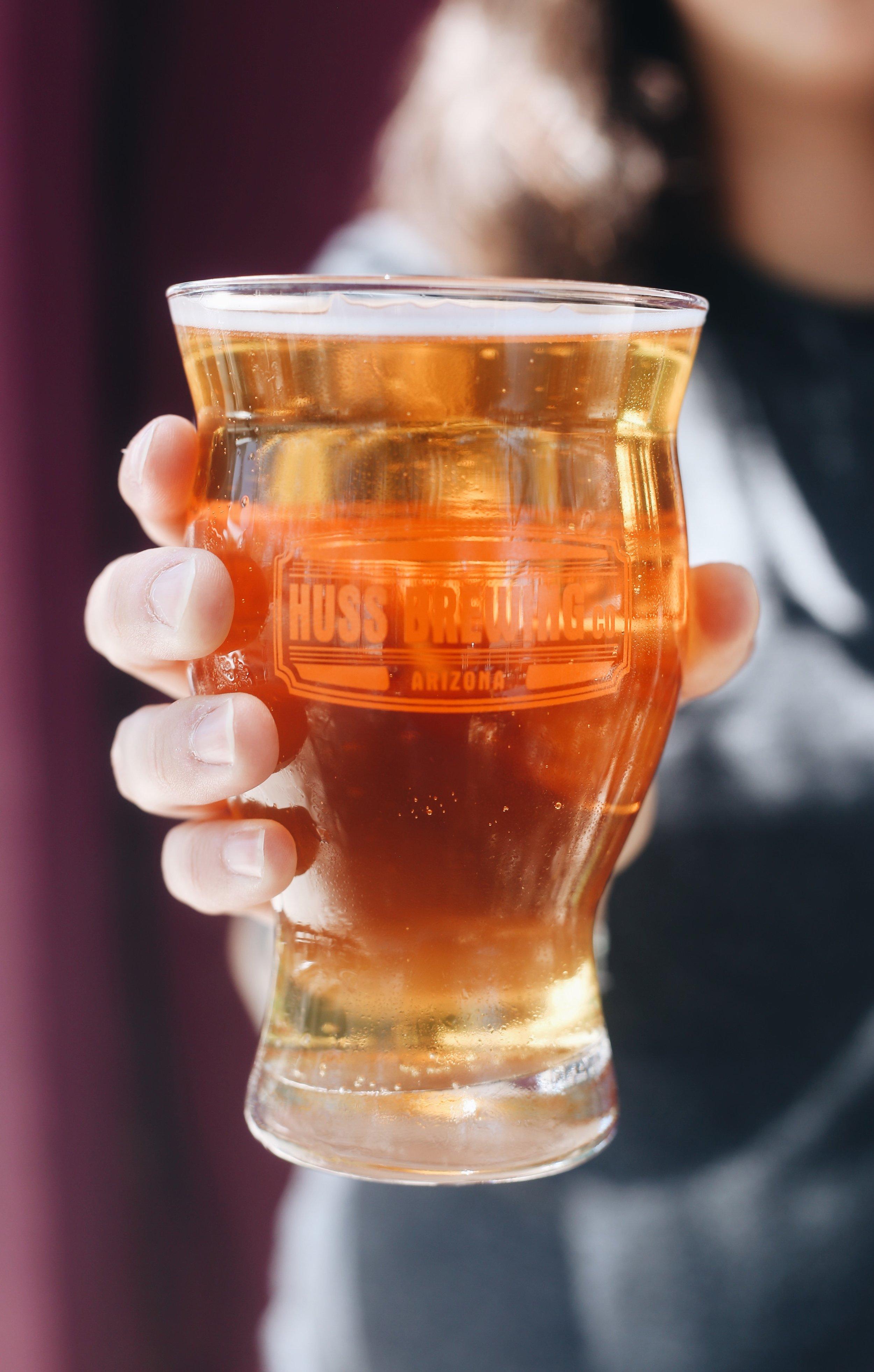 Beer + Cocktail Menu