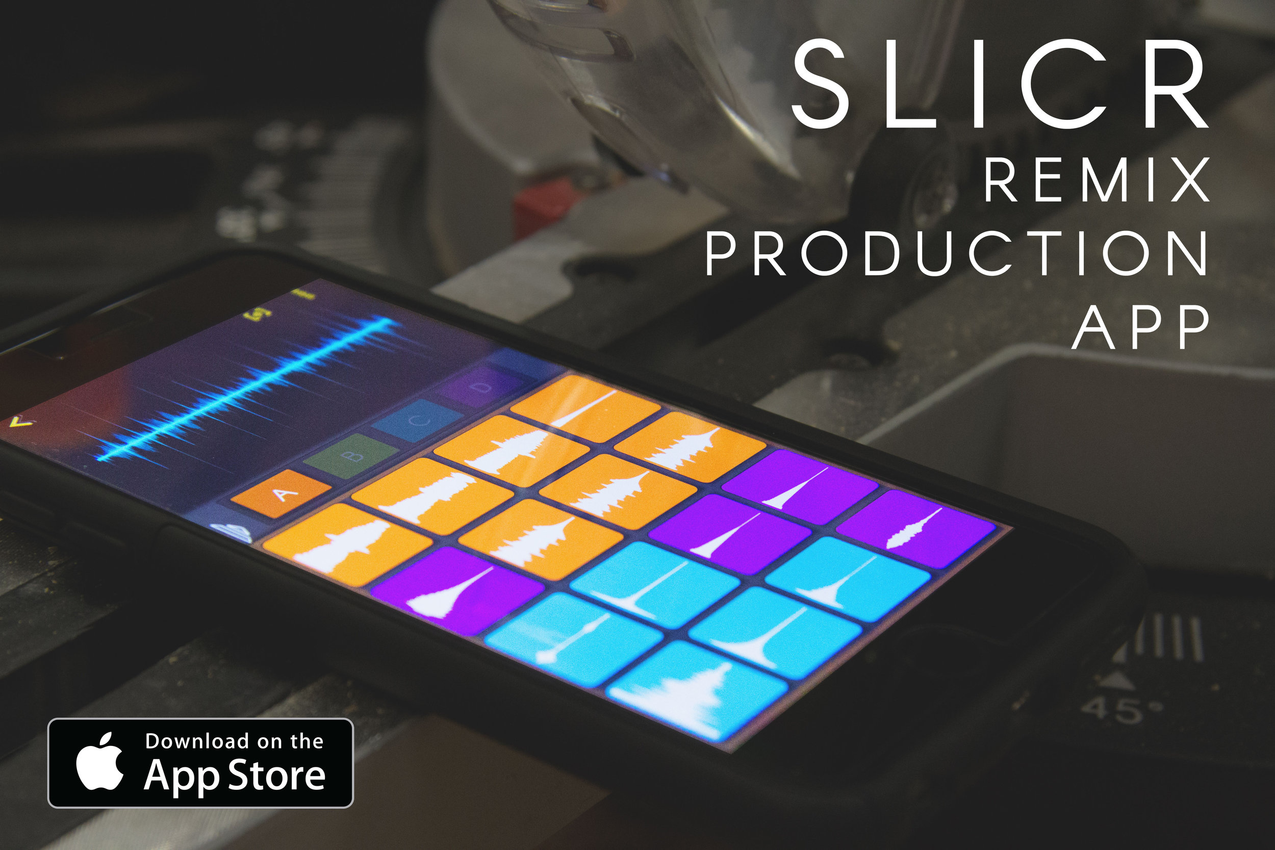 Slicr app promo