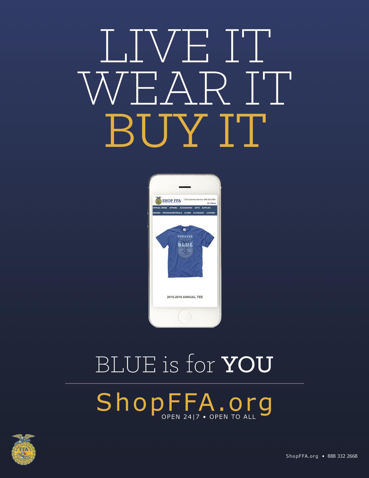 National FFA Campaign