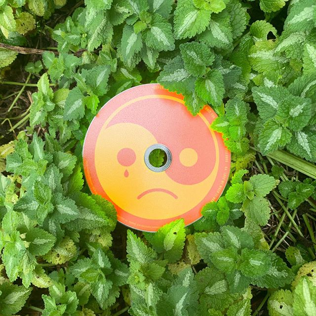 "LIMITED EDITION ""Sad Sun"" compact disc. Only available (for free!) at the release show 8.10.19 at The Basement in Columbus Ohio."