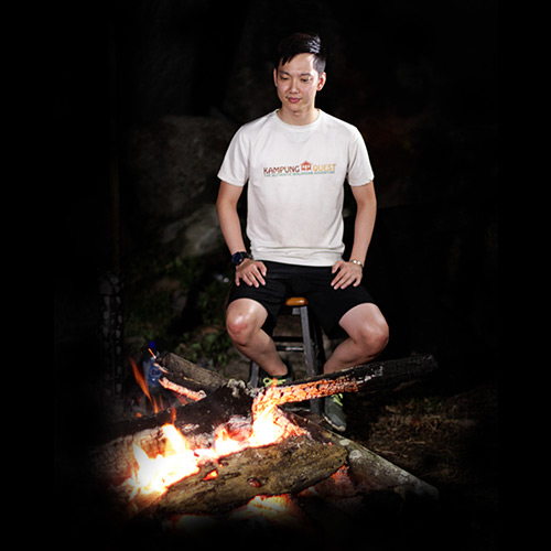 Jeremy Teo, Host of Kampung Quest