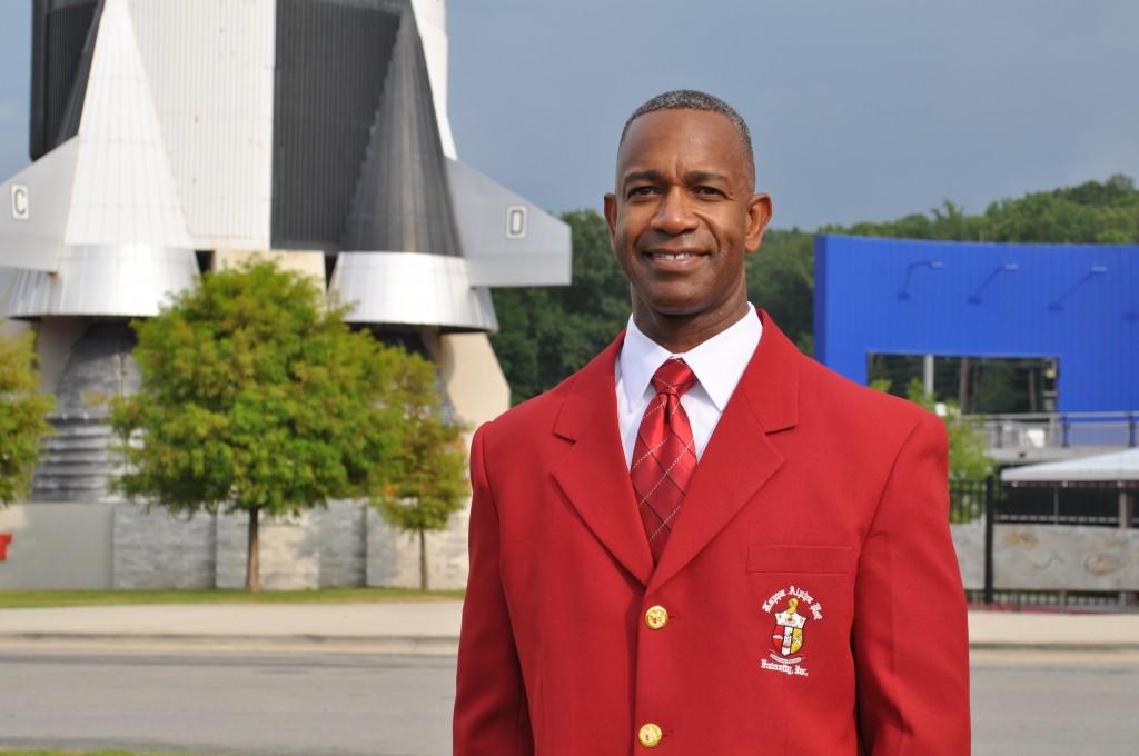 Roderick Mack Polemarch -Huntsville Alumni Chapter