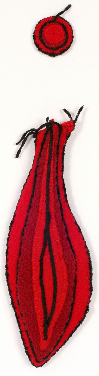 Mad Madam Madison (2006). Wire, plastic, fabric & wood.