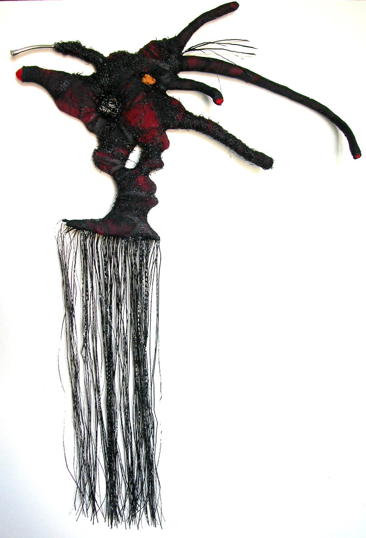 Quidnunk Sr (2006). Wire, fibre & fabric