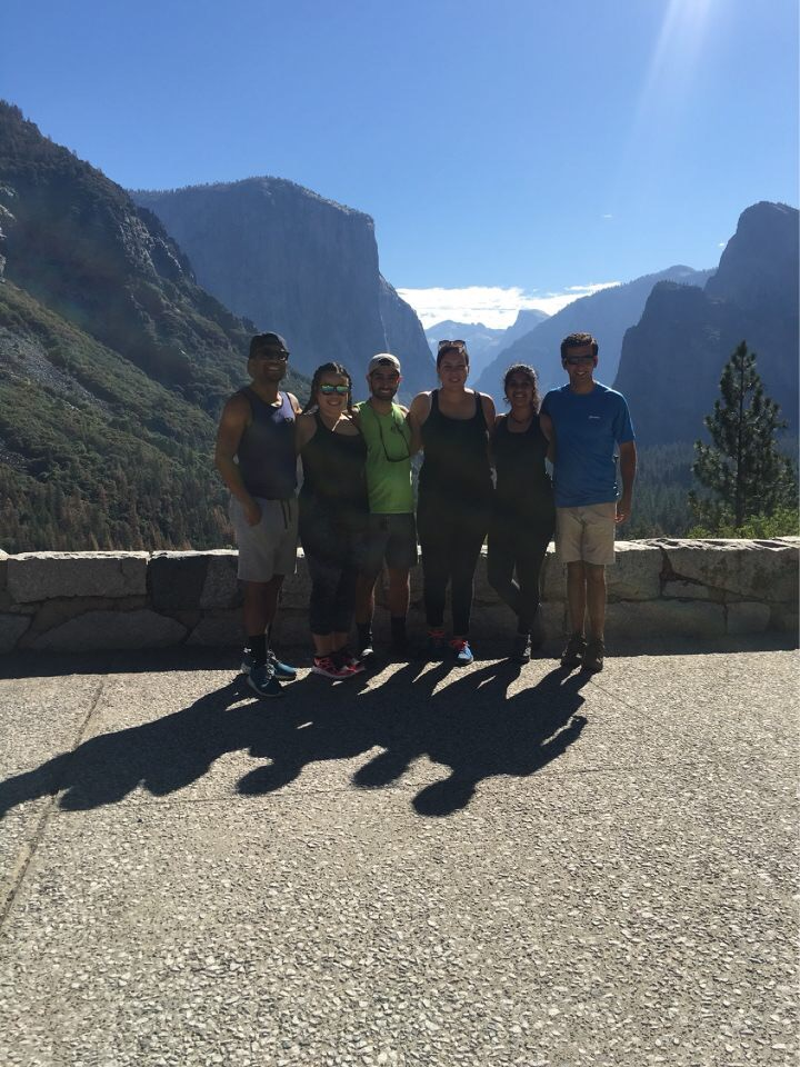 Wawona Tunnel View of Yosemite