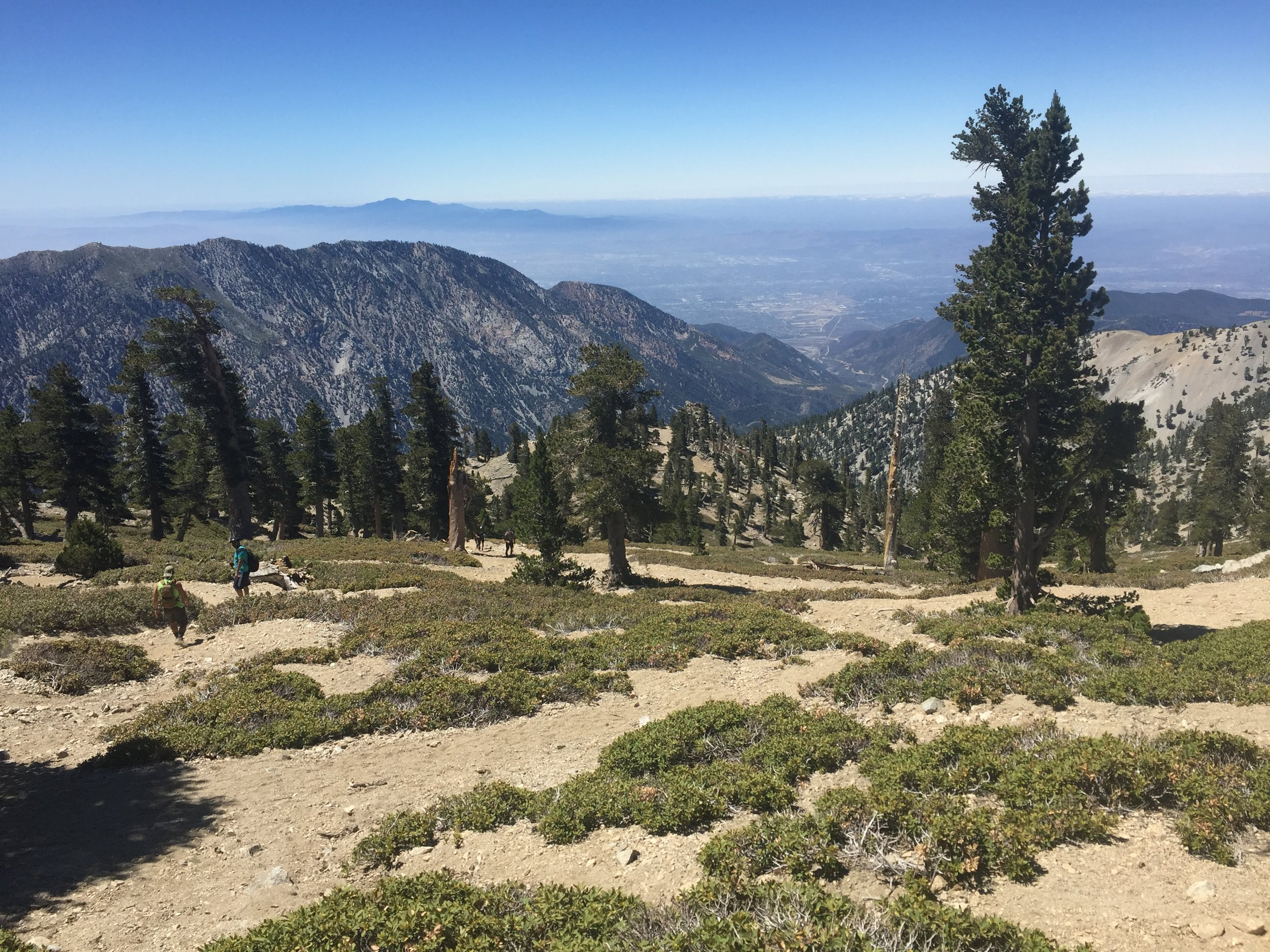 Mt. Baldy, Los Angeles County