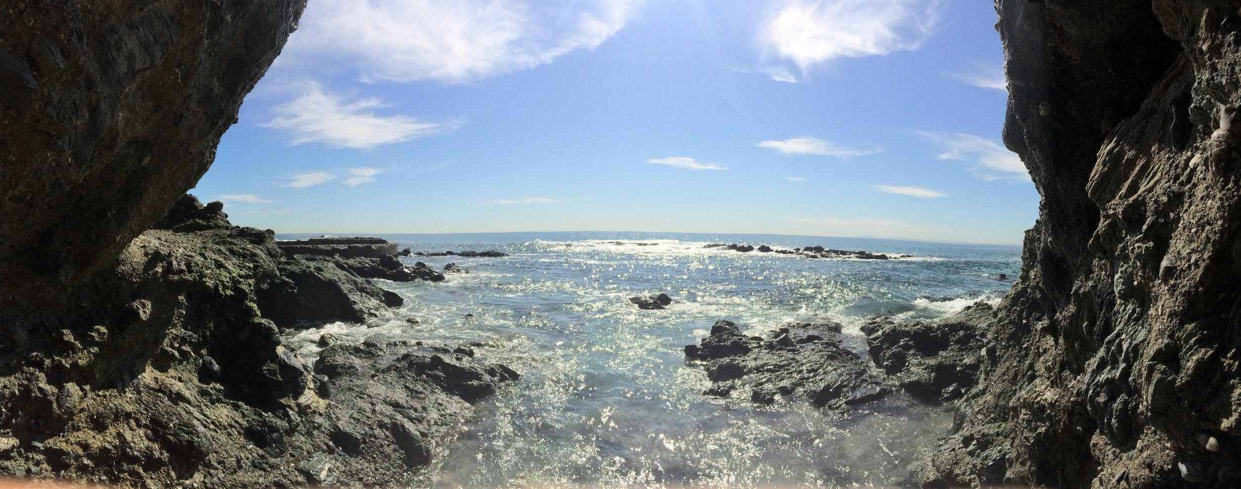 Pirate's Cove Laguna Beach