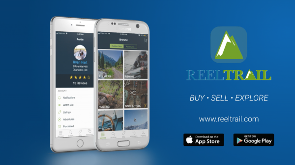 reeltrail app