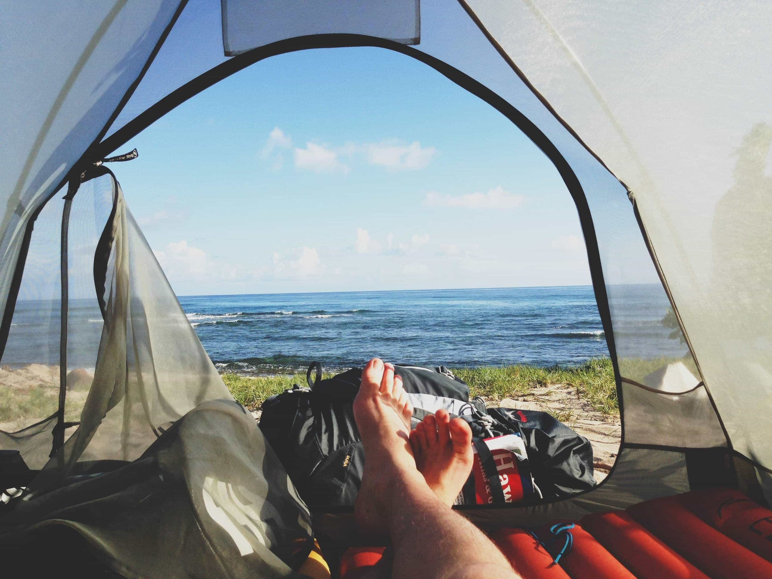 The best camping air mattress makes all the difference