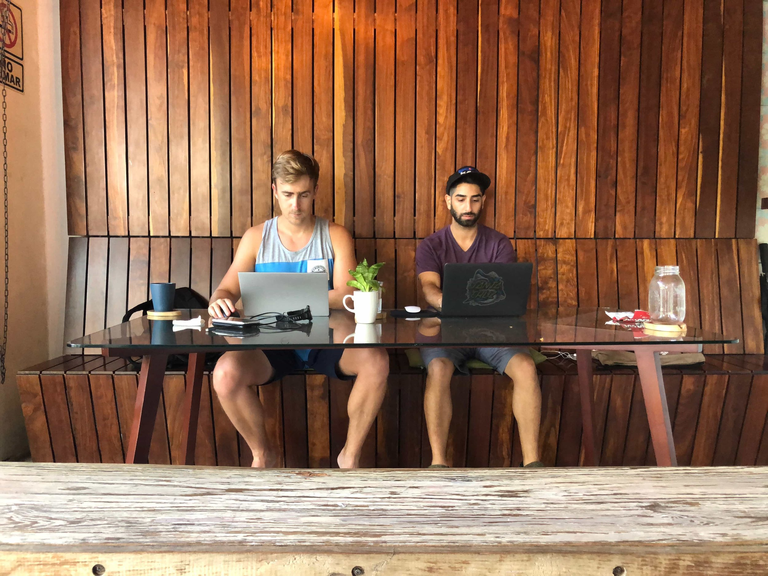 Digital Nomading in Playa Del Carmen, Mexico