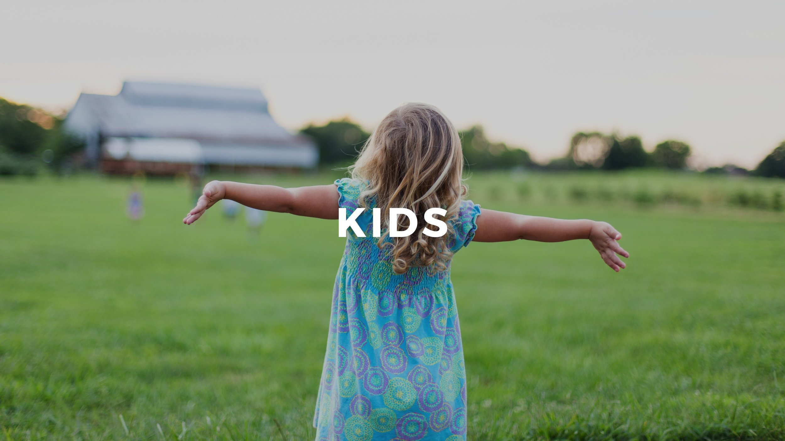 - Providing a safe, fun and engaging environment for kids to discover who God has called them be and to do what God has called them to do.
