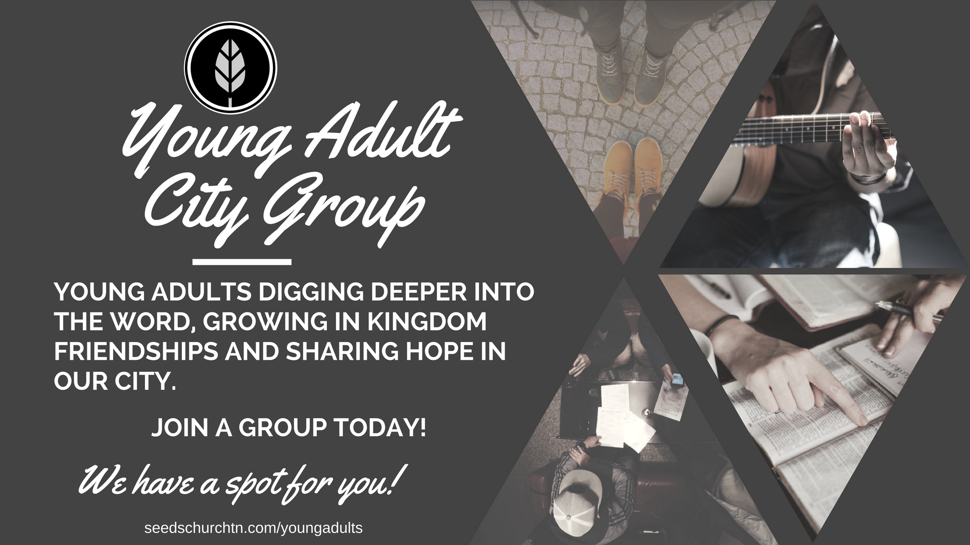 Young Adults City Groups