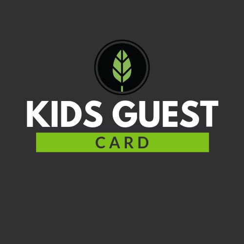 Kids Guest Card