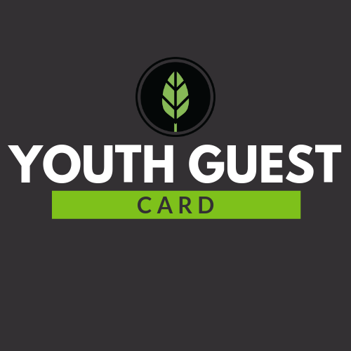 YOUTH GUEST CARD