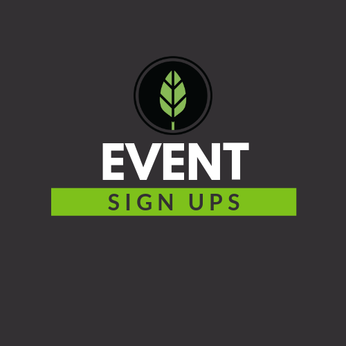 EVENT SIGN UPS