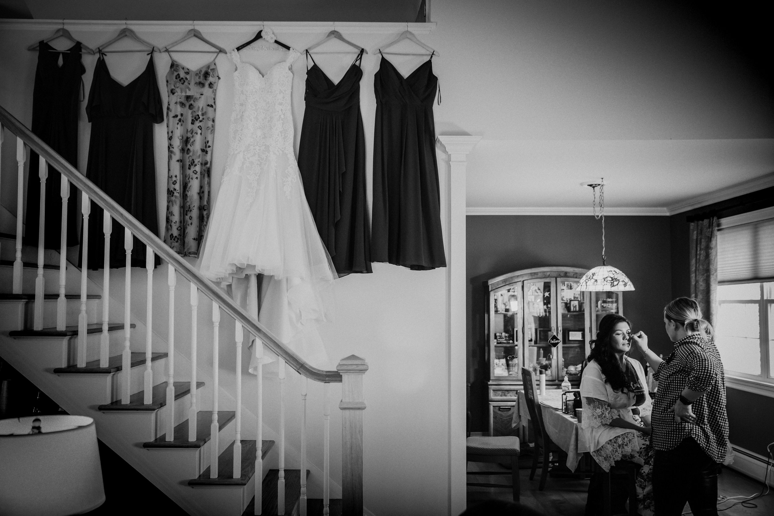 New-Jersey-Wedding-Photographer-Park-Savoy-Nicole&Zane-GettingReadyBW-15.jpg