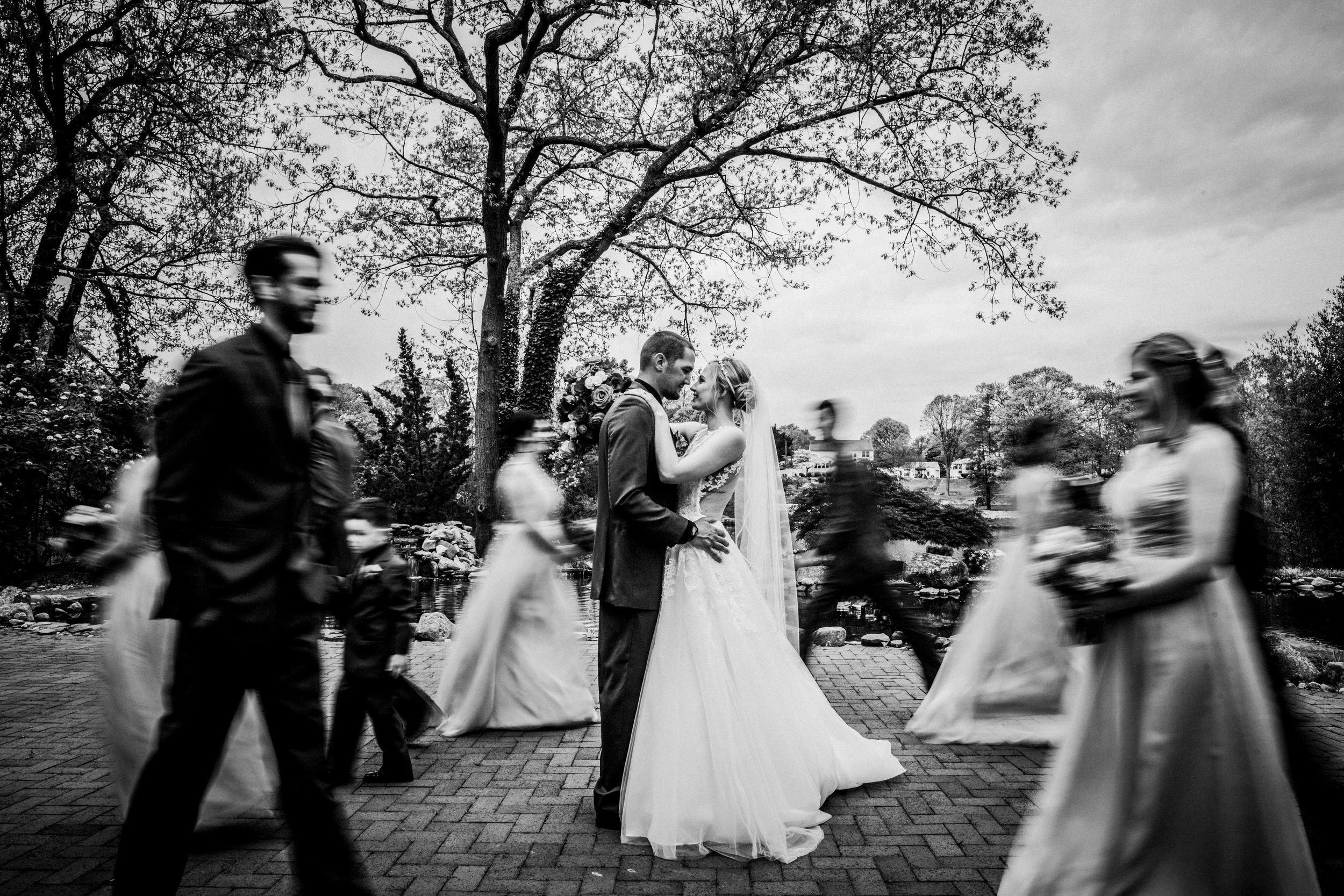 New-Jersey-Wedding-Photographer-Megan&Nick-BridalPartyBW-5.jpg