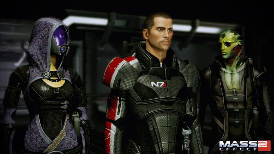 Bioware's Mass Effect 2 (2010)