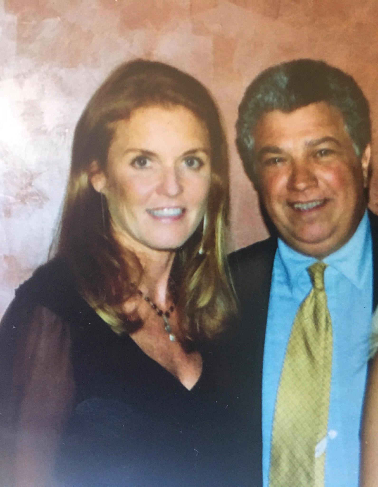 Michel Bittan and the Duchess