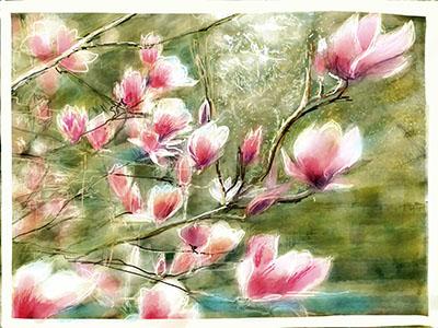 Flowering Tree II