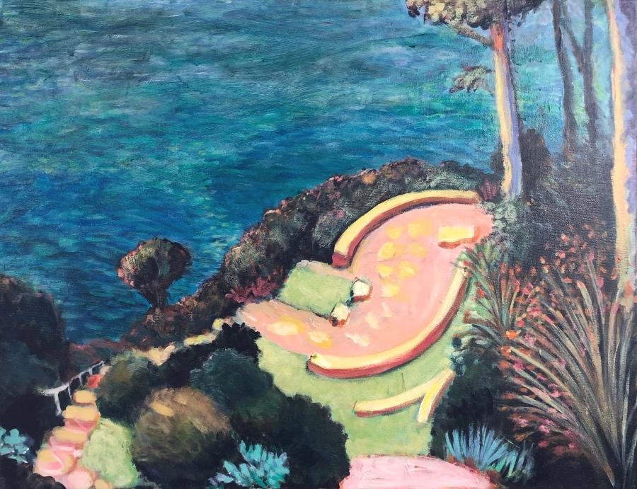 Big Sur Garden