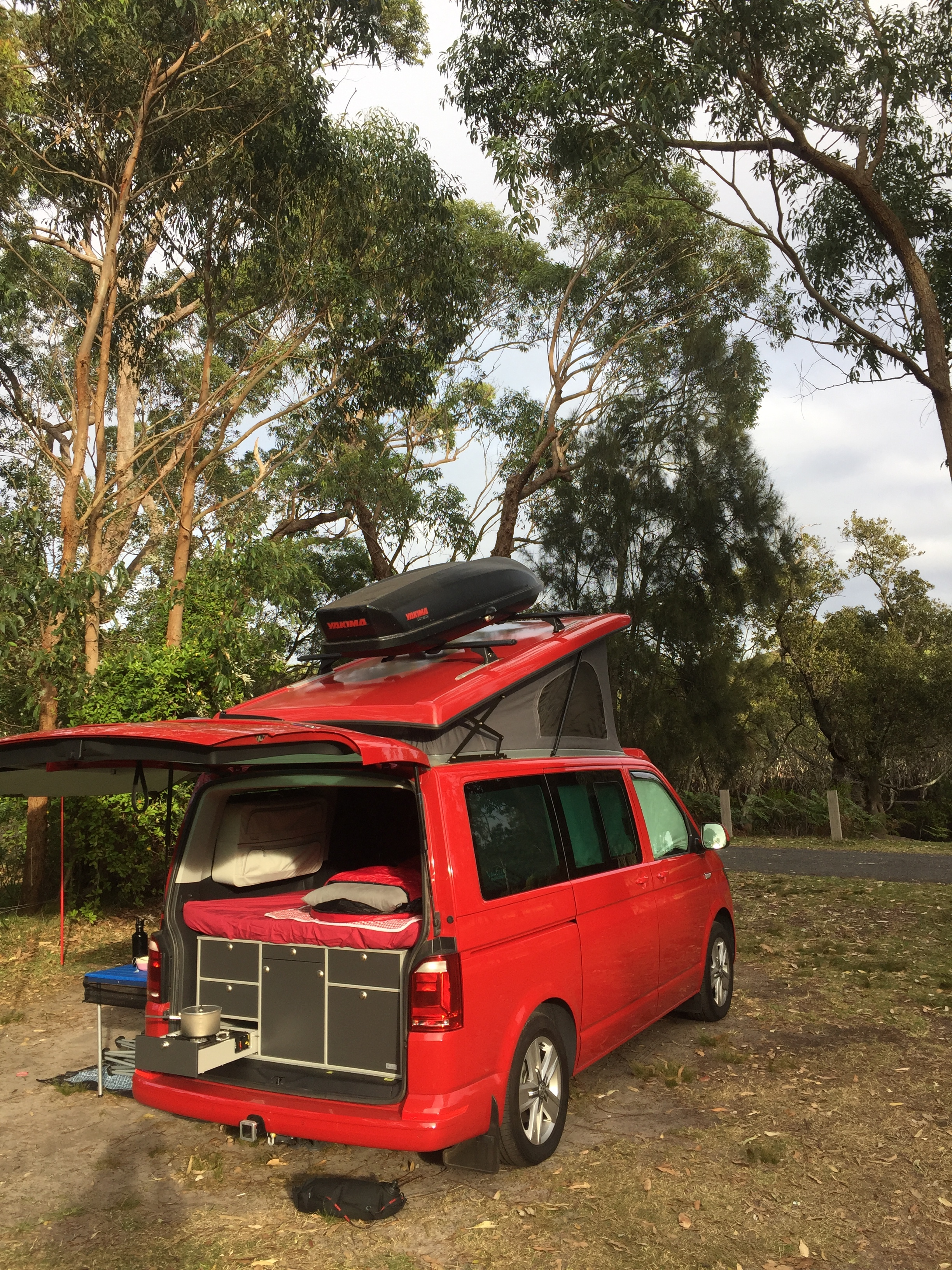 VanEssa Mobilcamping Australia