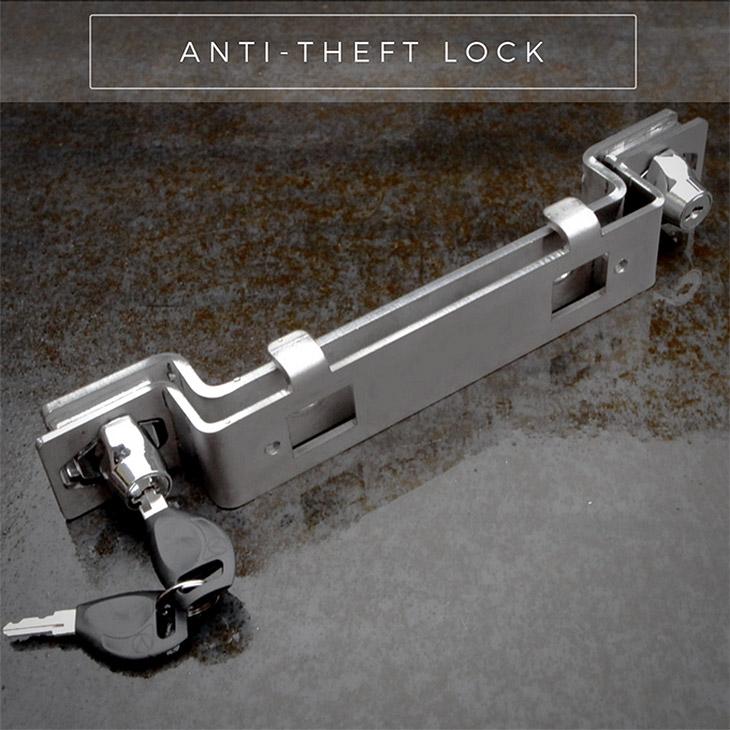 Anti-theft-lock