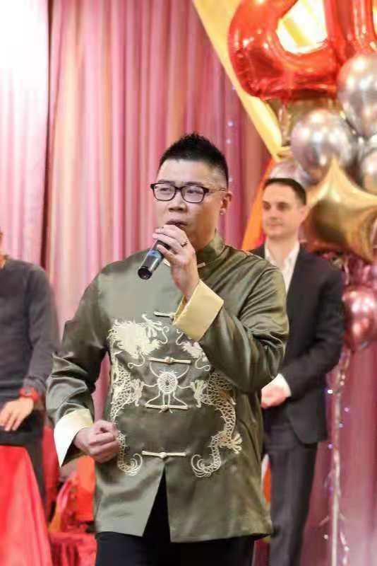 Mr. Paul Sun (孙俊国)