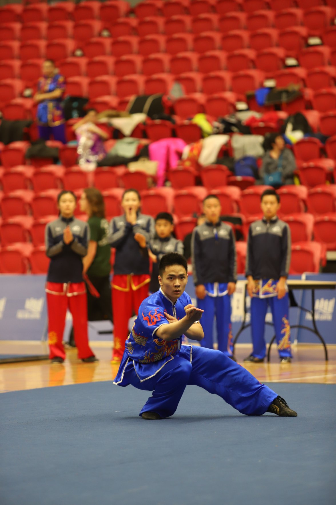 CANADIAN NATIONAL WUSHU CHAMPIONSHIPS - 42 medals awarded to 18 High Performance athletes