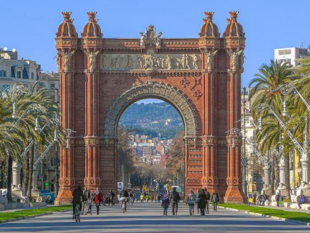 arc de triomf monument