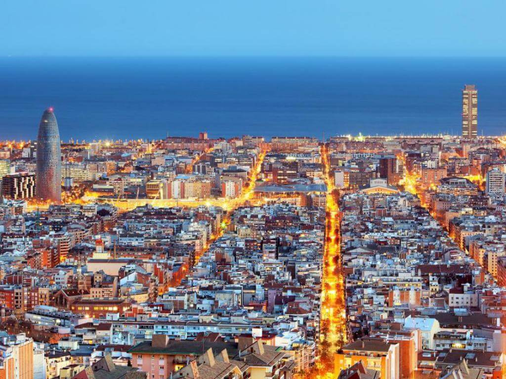 Barcelona best views