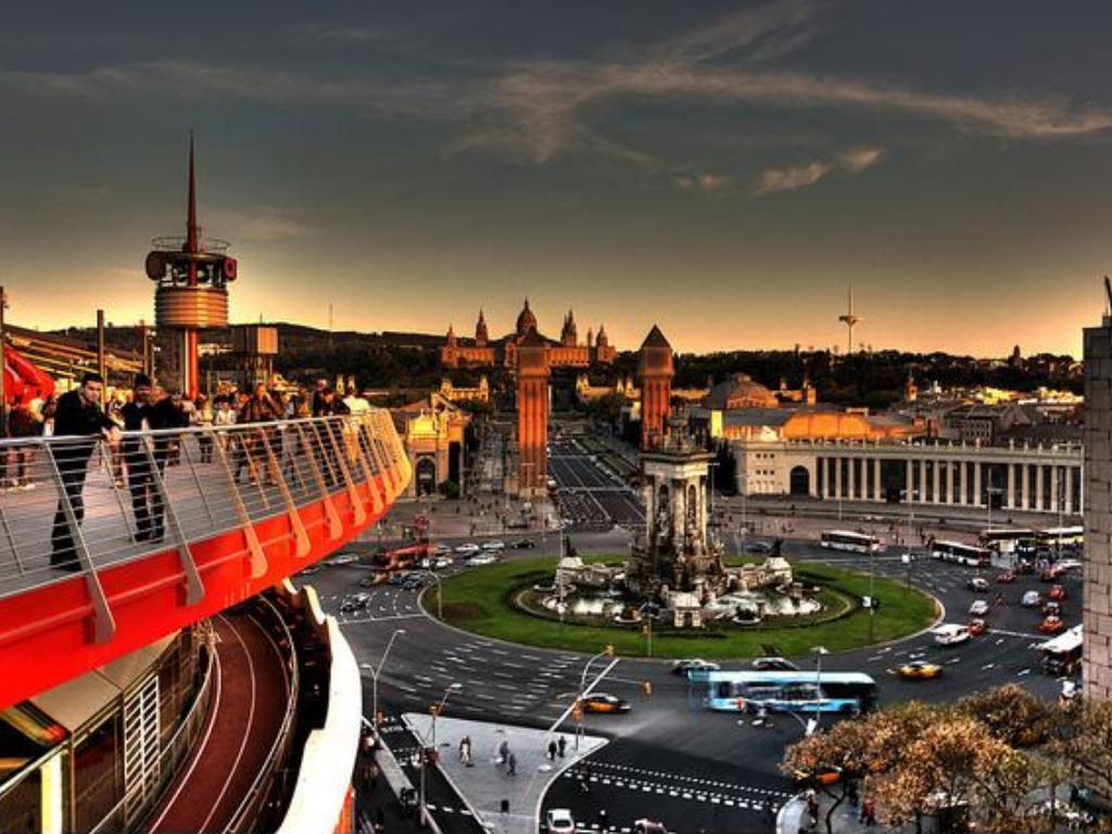 Arenas views Barcelona