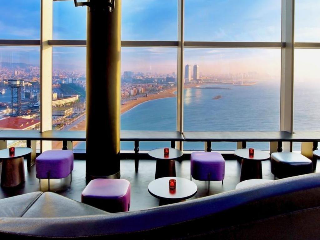 Luxury views barcelona