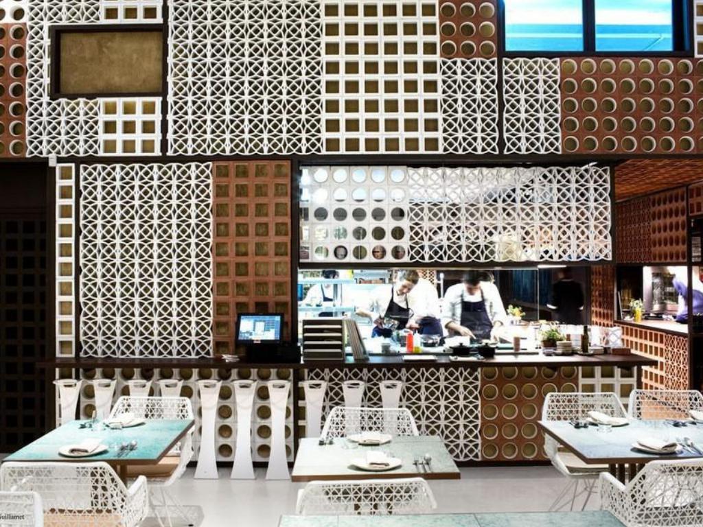 Disfrutar restaurant Barcelona