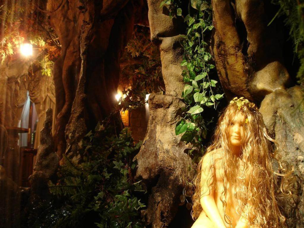 Forest of the fairies bar barcelona
