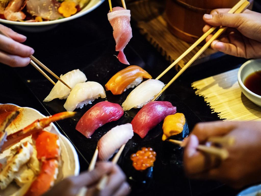 sushi restaurants in barcelona