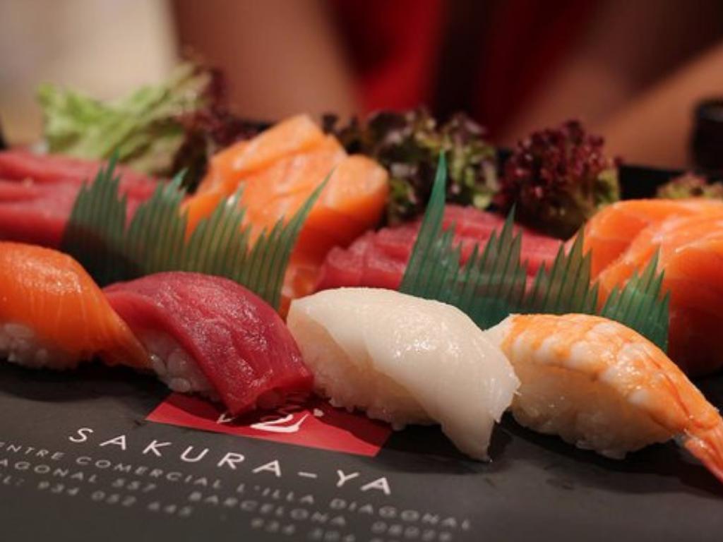 sakura ya sushi barcelona