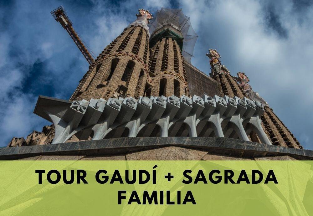 Tour Sagrada Familia Barcelona