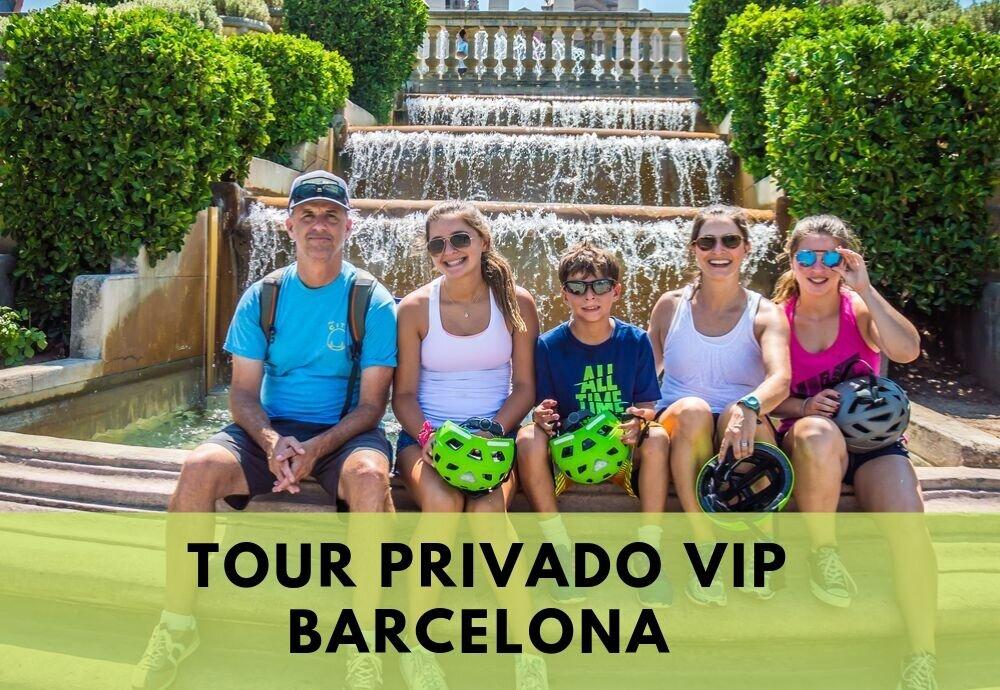 Tour VIP bici electrica Barcelona