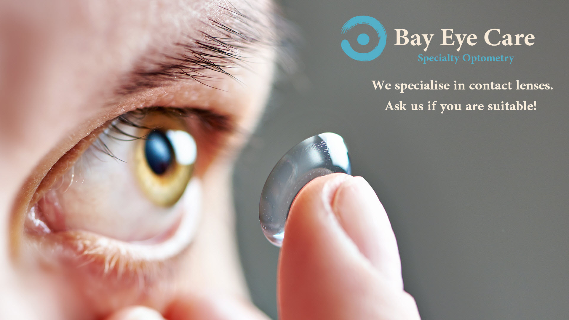 Bay Eye Care Contact Lenses