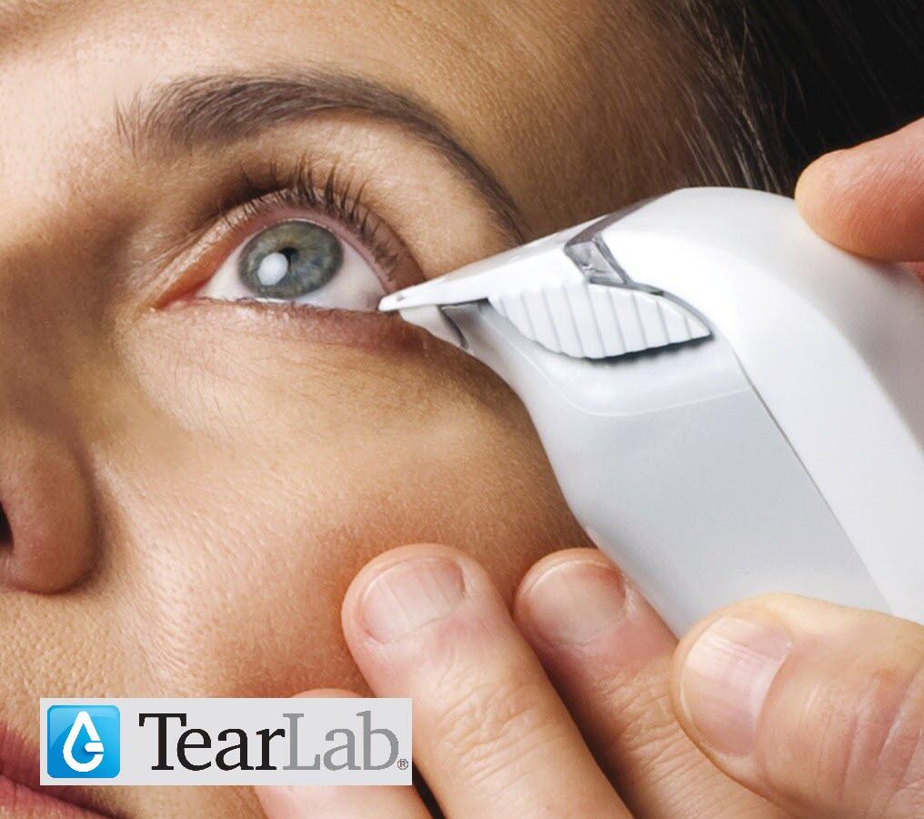 TearLab Osmolarity Testing