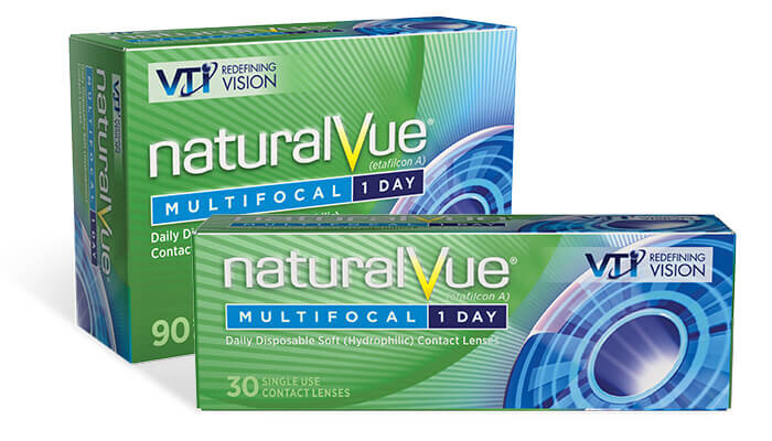 Bay Eye Care NaturalVue 1 Day multifocal