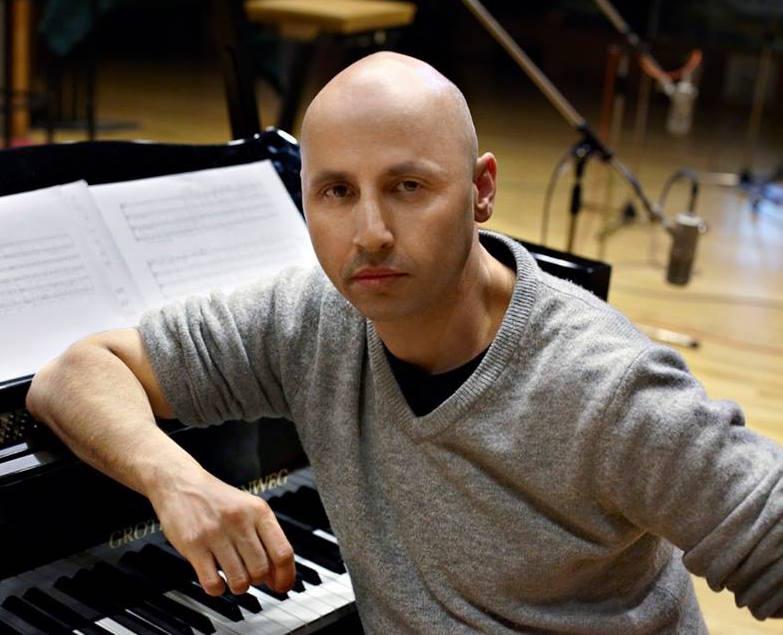 Dominik Scherrer (Film Composer) [U.K]   Website