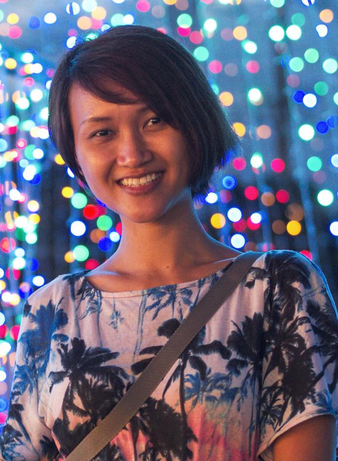 Salima Nadira / Sasha M (Performer / Songwriter / Videographer) [Singapore]