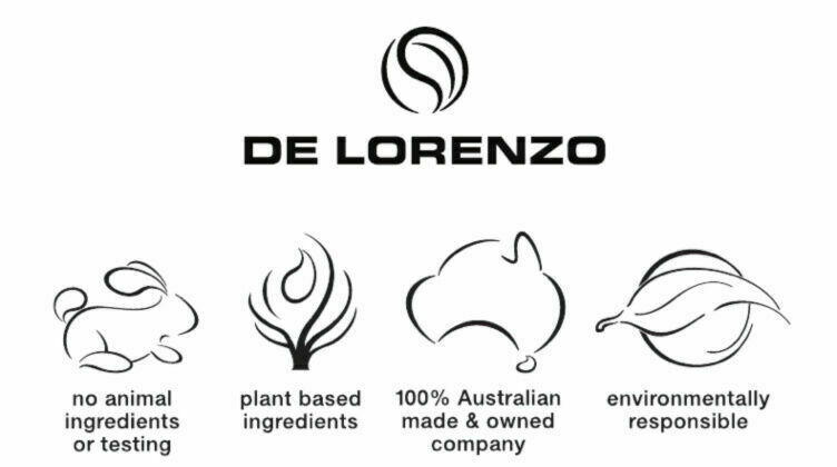 De Lorenzo - De Lorenzo has always had an ethical approach to haircare.Their mission is to provide professional salons with the best quality, natural based haircare, manufactured in an environmentally responsible way.Using certified organic ingredients that are sustainably farmed and wild-harvested wherever possible. De Lorenzo strongly oppose animal testing, are CCF listed (http://choosecrueltyfree.org.au/) and don't use ingredients of animal origin.Plant ingredientsNo animal testing or ingredientsNo PetrochemicalsQuality Endorsed CompanyAustralian made & owned.