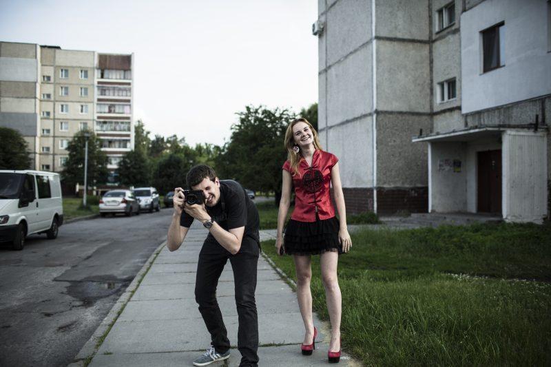 Niels et Yulia – © Kiril Gruzin